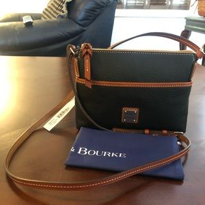 Dooney and Bourke Ginger Pouchette -NWT